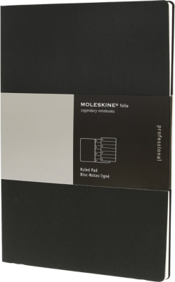 MOLESKINE Folio Professional ruled A4 pad