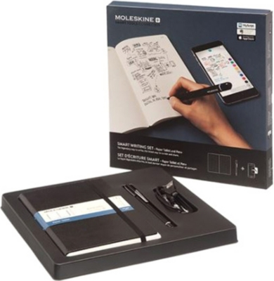 MOLESKINE Smart writing set paper tablet and pen+