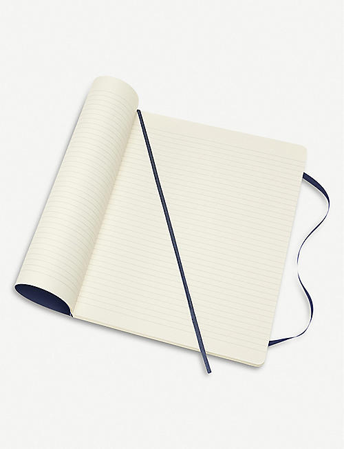 MOLESKINE Classic ruled notebook 25cm x 19cm