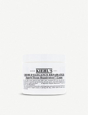 KIEHL'S Creme D'Elegance Repairateur tissue repair cream 50ml