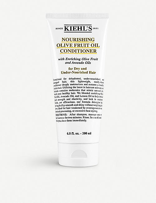 KIEHL'S: Olive Fruit Oil nourishing conditioner 200ml