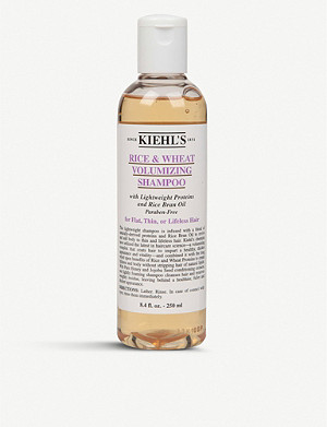 KIEHL'S Rice and Wheat volumising shampoo 250ml