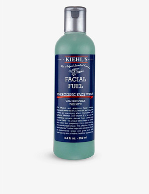 KIEHL'S Facial Fuel energising face wash 250ml