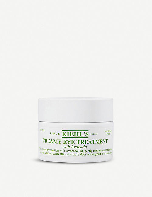 new product 6776b ccebb KIEHL S Creamy eye treatment with avocado 14ml