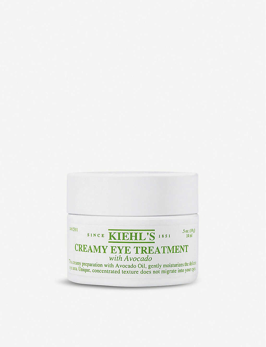 KIEHL'S: Creamy Eye Treatment with Avocado 14ml