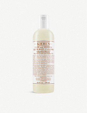 KIEHL'S Grapefruit bath & shower liquid body cleanser 250ml