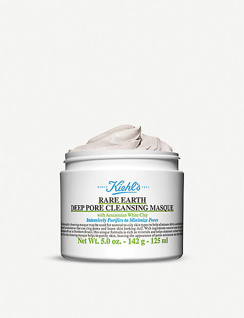 KIEHL'S Rare Earth Pore Cleansing Masque 125ml