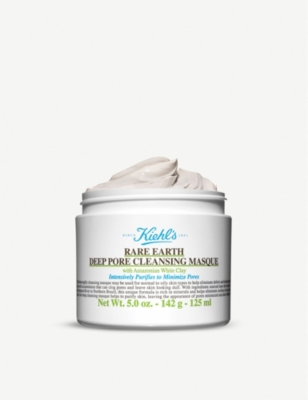 KIEHL'S Rare Earth Pore Cleansing Masque 142g