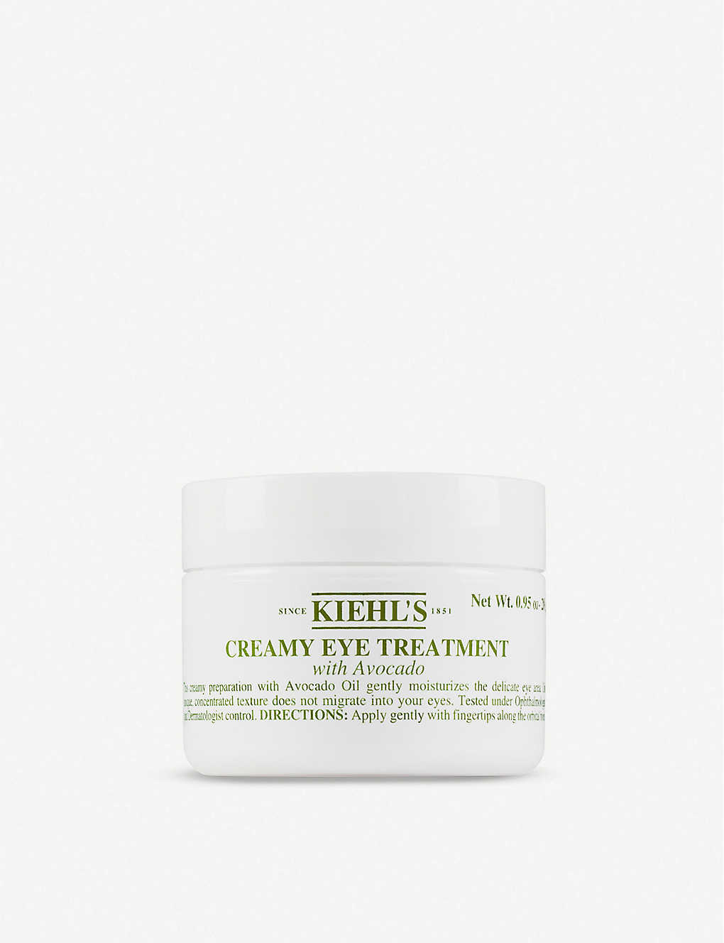 Creamy Eye Treatment with Avocado 28ml