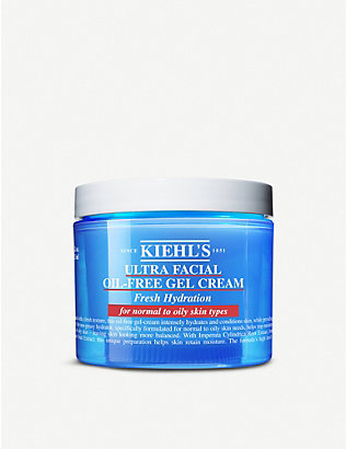 KIEHL'S: Ultra Facial oil-free gel cream 125ml