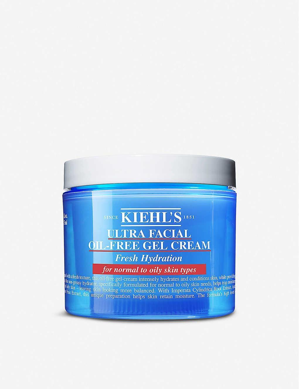 KIEHL'S: Ultra Facial oil-free gel cream 125ml