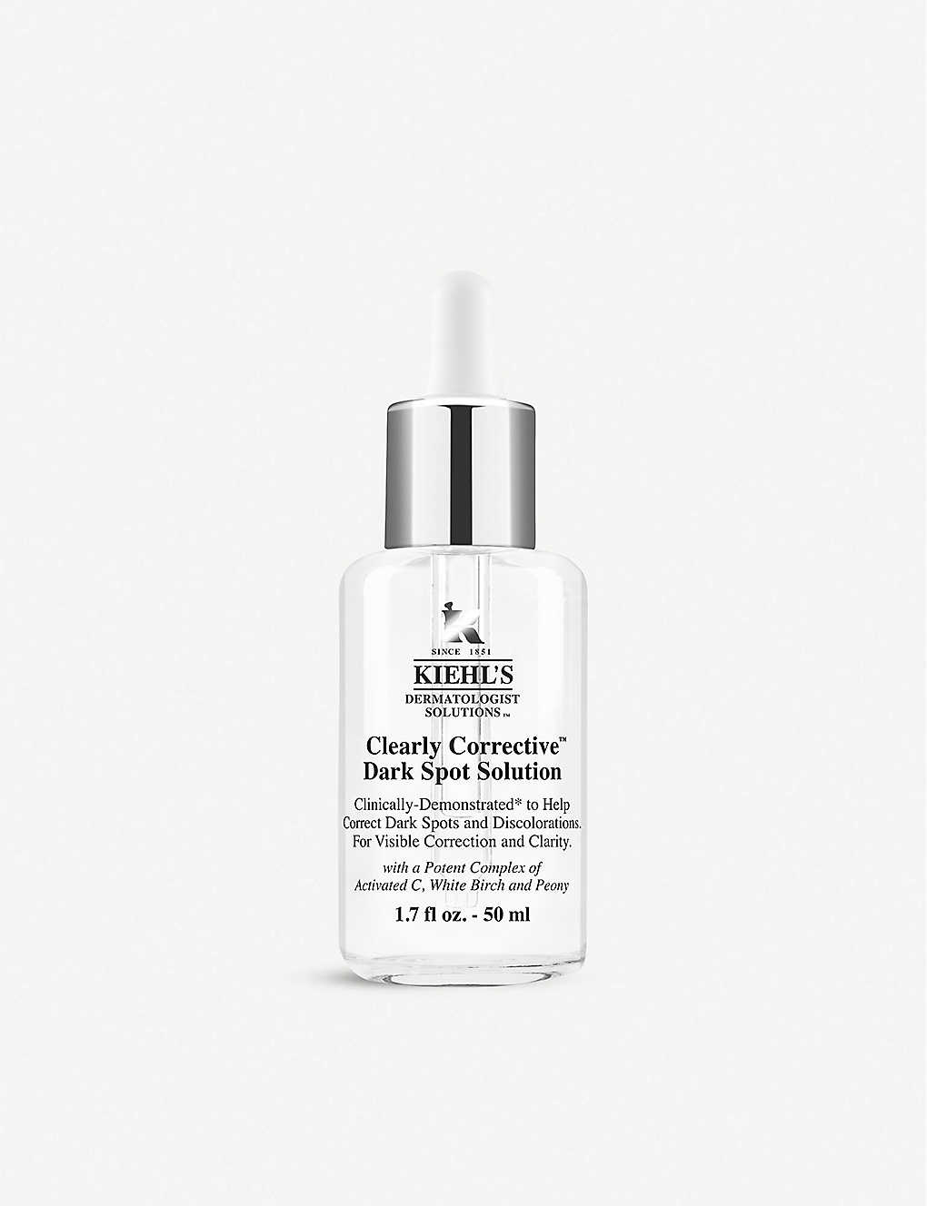 KIEHL'S: Clearly Corrective dark spot solution 50ml