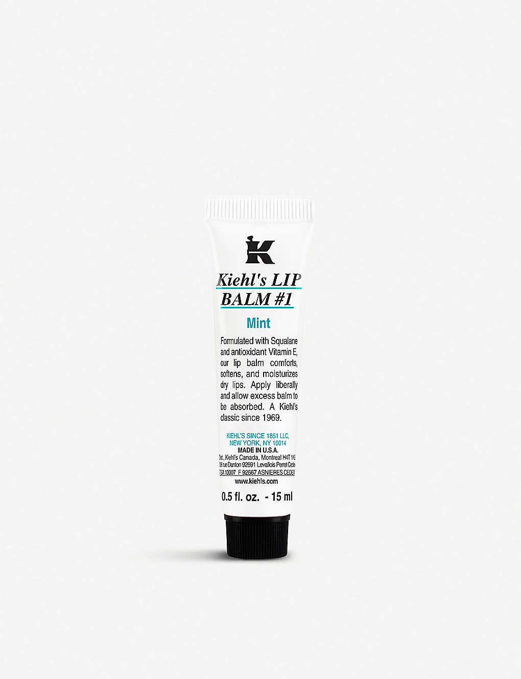 KIEHL'S: Mint lip balm