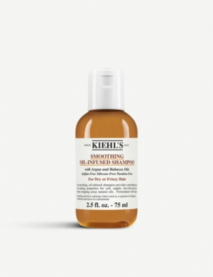KIEHL'S Smoothing Oil-Infused Shampoo 75ml