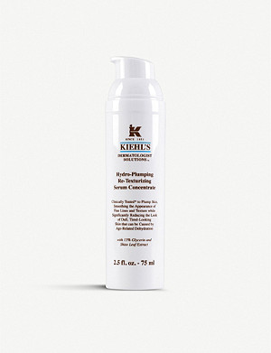KIEHL'S Hydro-Plumping Re-Texturising Serum Concentrate 75ml