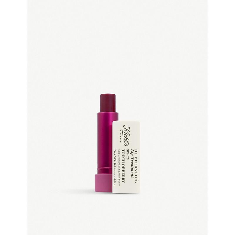 Kiehl's Since 1851 Butterstick Lip Treatment Spf 30 Berry