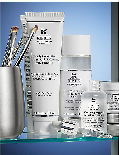KIEHL'S Clearly Corrective Brightening and Smoothing Treatment 50ml