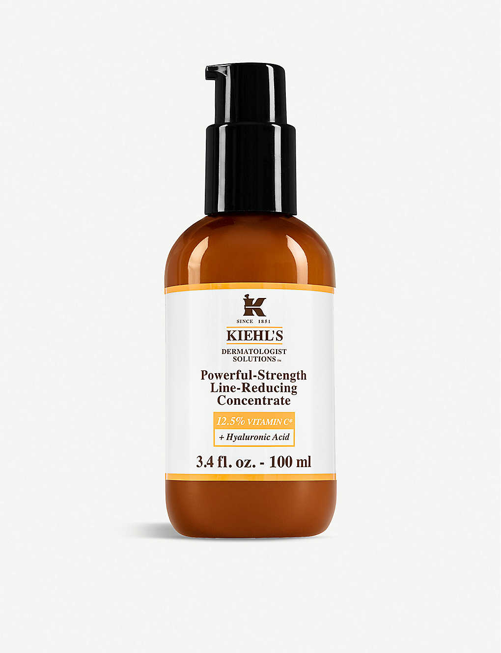 KIEHL'S: Powerful-Strength Line-Reducing Concentrate 100ml