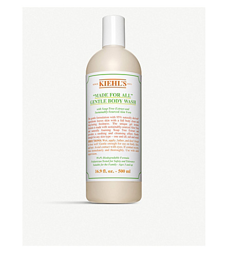 Kiehl's Since 1851 Made For All Gentle Body Cleanser 500ml