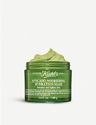 KIEHL'S: Avocado Nourishing Hydrating Mask 100ml