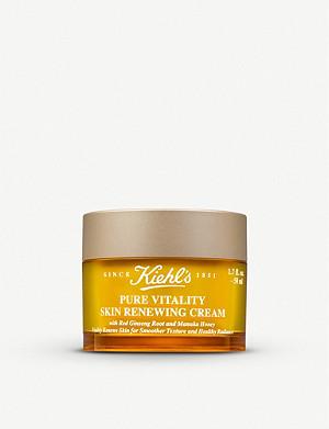 KIEHL'S Pure Vitality Skin Renewing Cream 50ml