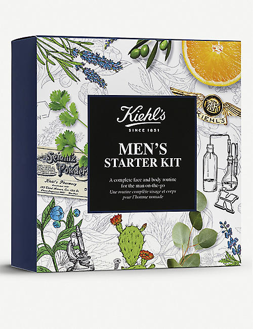KIEHL'S Men's Starter kit gift set