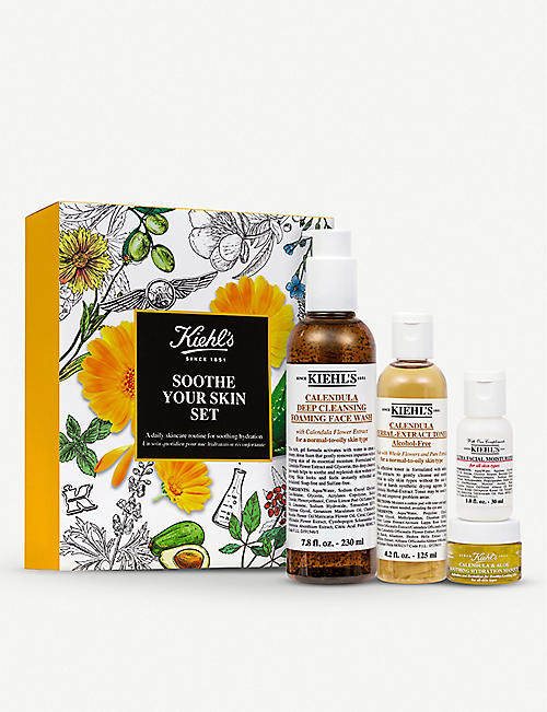 KIEHL'S Soothe Your Skin gift set