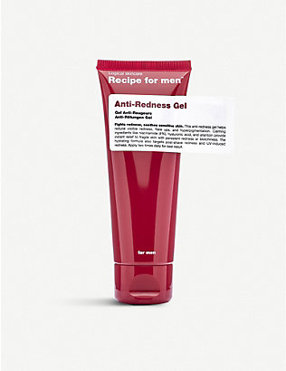 RECIPE FOR MEN: Anti-redness gel 75ml