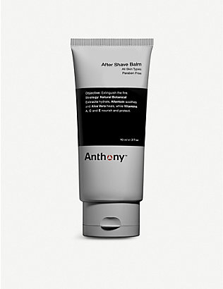 ANTHONY: Aftershave balm 90ml