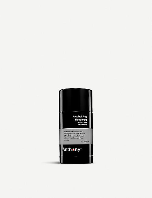 ANTHONY: Alcohol-free Deodorant 70g