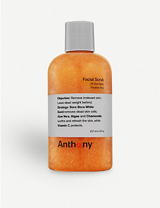 ANTHONY: Facial Scrub 237ml