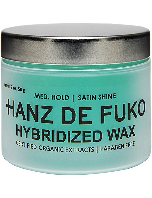HANZ DE FUKO Hybridized hair wax