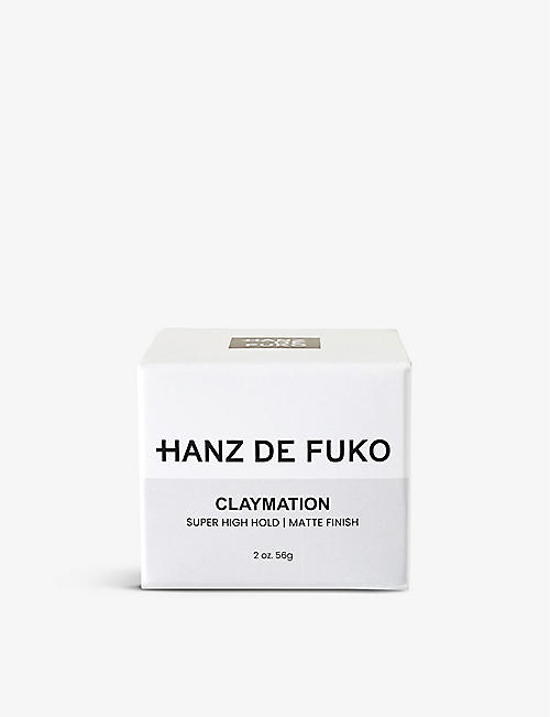 HANZ DE FUKO Claymation hair wax 60ml