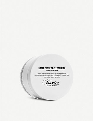 BAXTER OF CALIFORNIA: Super Close Shave Formula 240ml