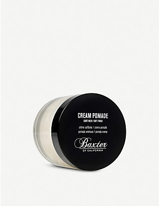 BAXTER OF CALIFORNIA: Cream Pomade 60ml