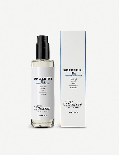BAXTER OF CALIFORNIA:Skin concentrate BHA 美颜液 50ml