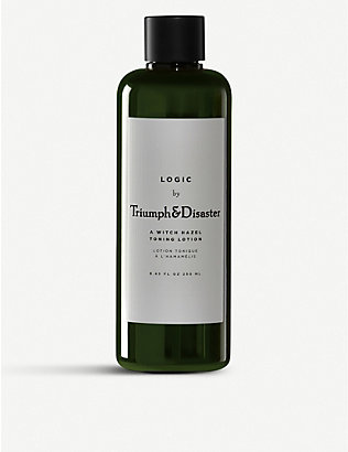 TRIUMPH & DISASTER: Logic Toner 250ml