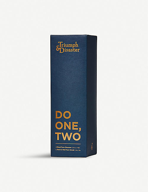 TRIUMPH & DISASTER Do One Two set