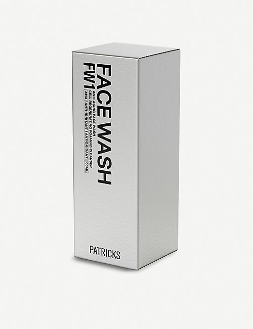PATRICKS FW1 cell-regenerating face wash 100ml