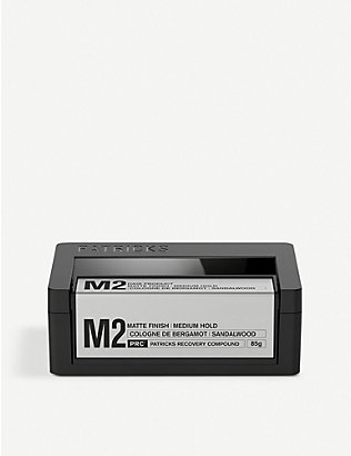 PATRICKS: M2 Matte Medium Hold 75g