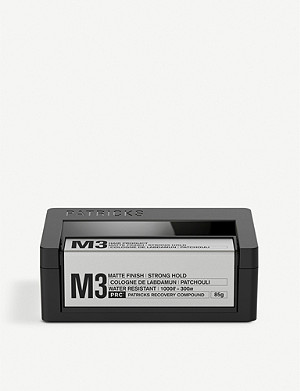 PATRICKS M3 Strong Hold Styling Product 75g