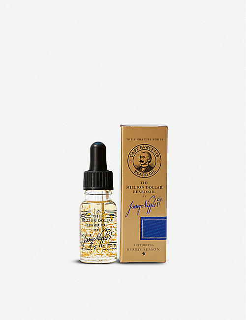CAPTAIN FAWCETT Jimmy Niggles beard oil 10ml