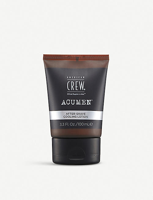 AMERICAN CREW ACUMEN: Acumen After-shave Cooling lotion 100ml
