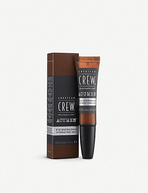 AMERICAN CREW ACUMEN Acumen Eye Energizing hydrating gel 15ml