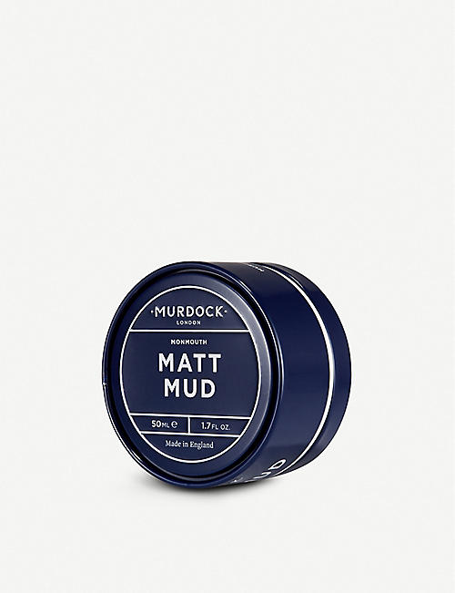 MURDOCK Matt Mud shaping clay hair tin 50ml