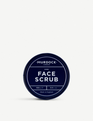 MURDOCK Face scrub 100ml