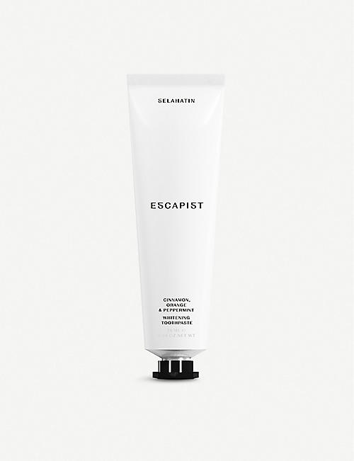 SELAHATIN: Escapist Whitening Toothpaste 75ml
