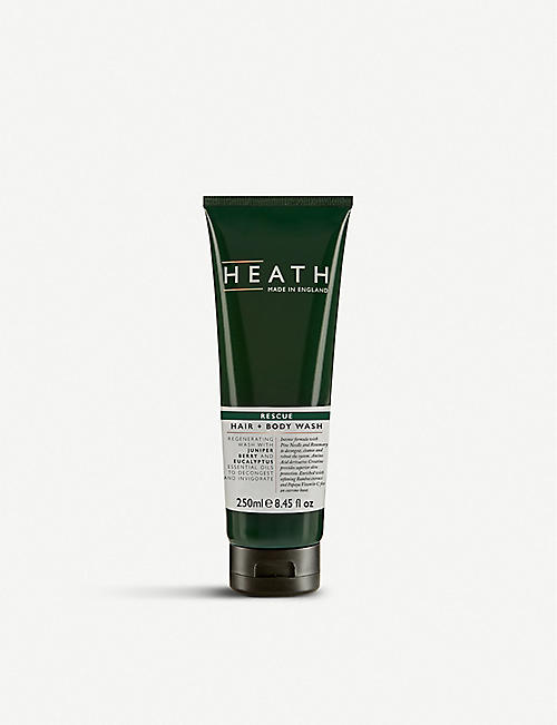 HEATH: Hair + Body Wash 250ml