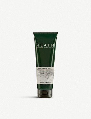 HEATH Rescue Hair + Body Wash 250ml