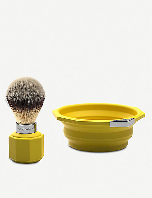 MARRAM CO Pop Shaving Set